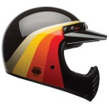 Capacete BELL Moto-3 Chemical Candy