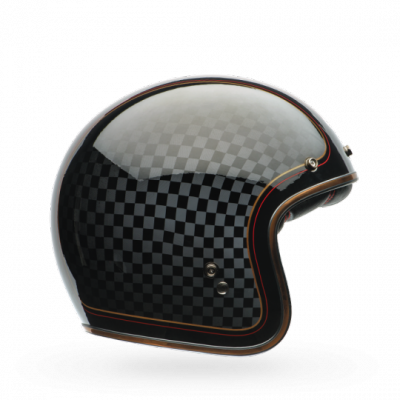 Capacete BELL Custom 500 Special Edition RSD Check It