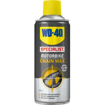 Lubrificante (Massa) de Corrente WD-40 Chain Wax